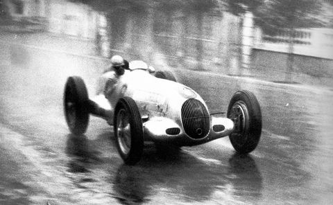 Caracciola- The Ceaseless Quest for Victory