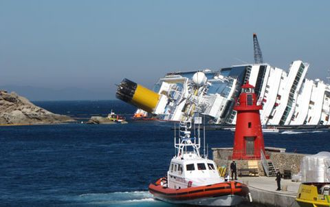 Costa Concordia: The Whole Story