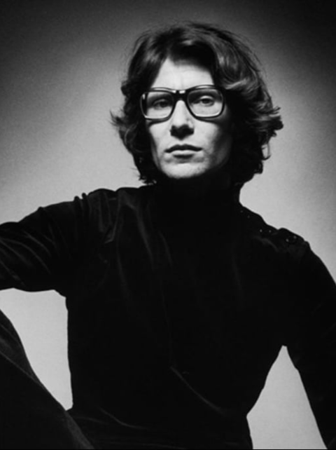 Yves Sait Laurent: Fire Starter