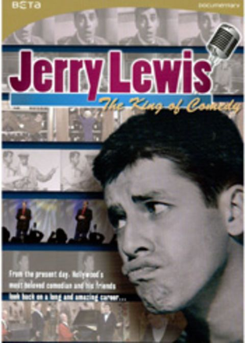 Jerry Lewis - King Of Comedy