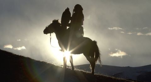 The Eagle Hunters of Mongolia