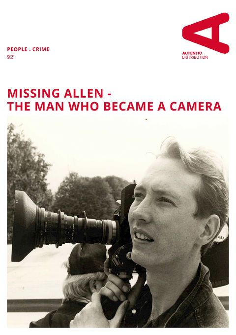 Missing Allen - The man who became a camera