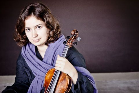 A Day in the Life of Violinist Patricia Kopatchinskaja