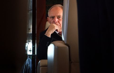 Wolfgang Schäuble - Facing the Euro Crisis