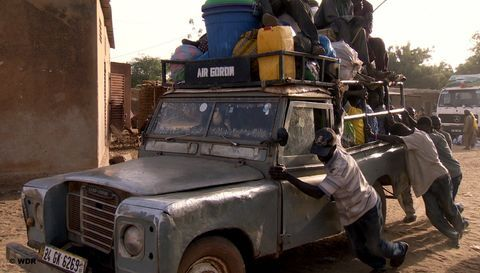 African Road Movie