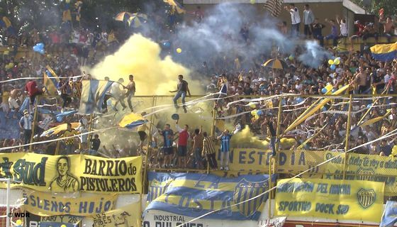Ecstasy and Shock - The Football Capital Buenos Aires