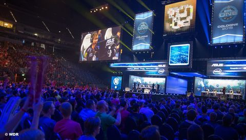World of Games – The Rise of eSports