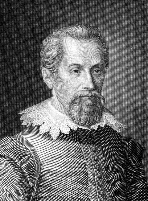 Johannes Kepler - Storming the Heavens