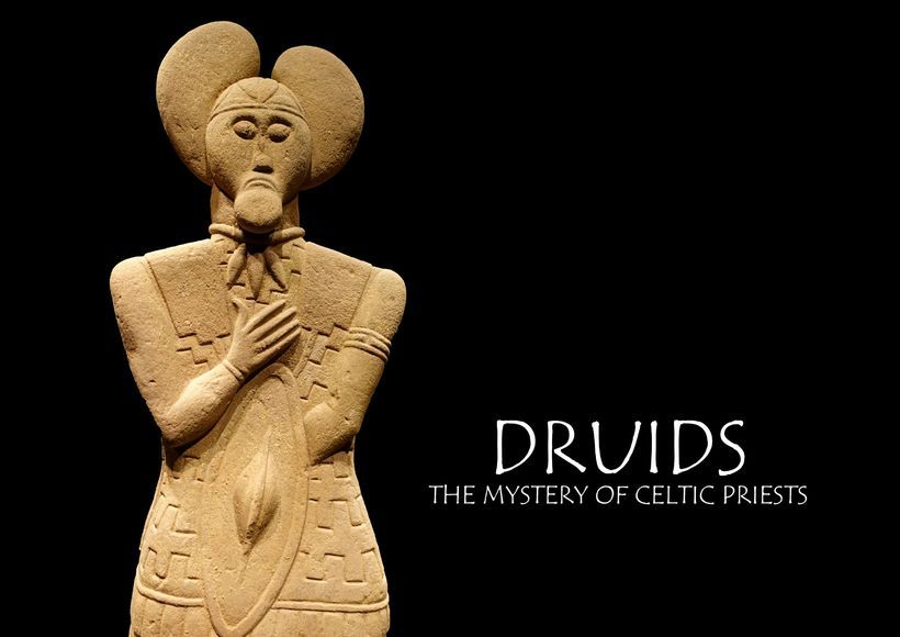 Druids - The Mystery of Celtic Priests