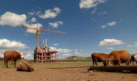 A City out of Nowhere - A German Architect in Mongolia