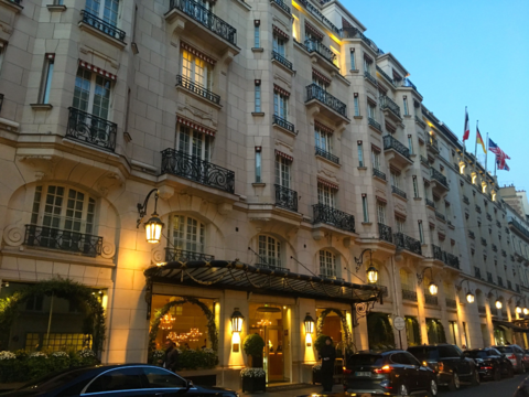 Legendary Grand Hotels