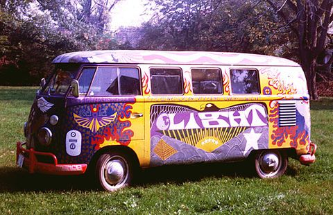 The Woodstock Bus - Finding the Light