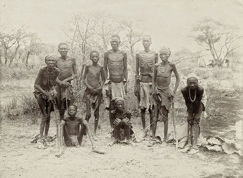 Namibia: Shadows of Colonialism