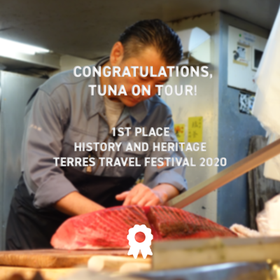 Tuna on Tour won the first place in Tortosa!