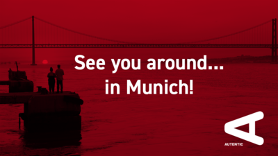 Autentic Distribution has moved to Munich!
